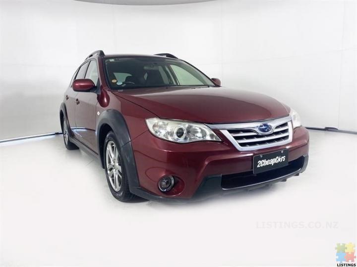 2011 Subaru Impreza XV - 1/3