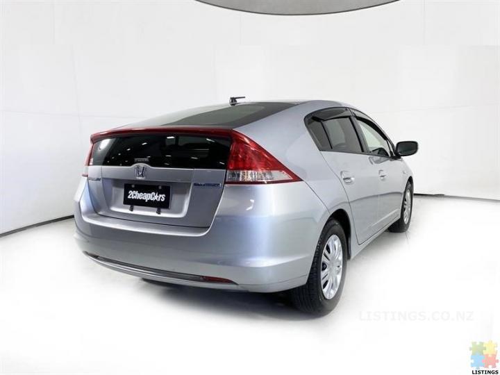 2010 Honda Insight - 2/3