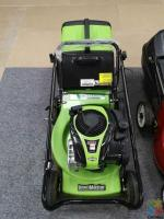 LAWNMASTER MULCH & CATCH 140CC LAWNMOWER
