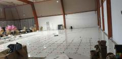 Tiling and waterproofing