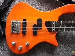***GENOA PAY AVAILABLE*** WASHBURN TAURUS T14 BASS GUITAR