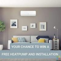 Affordable Airconditioning and Heatpumps