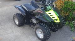 200c quad bike