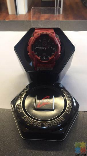G-Shock Watch (Red) **Genoa pay available ** - 1/1