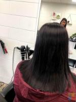 Keratin smoothening straightening (afterpay,oxipay and ganeopay available)
