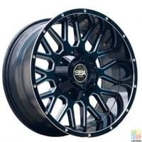 MAG WHEELS COMBOS FOR 4*4 UTE FROM $30 A WEEK