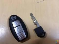 Nissan Murano Smart key and Mechanical key Programmed