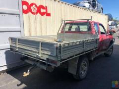 Truck Tray 2m x 1.8m x 0.24m