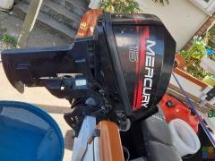 Boat motor need it...