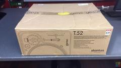 Stanton Turntable in box **Genoa pay available *