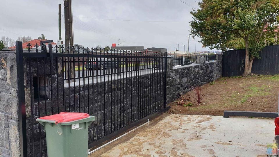 Aluminium Gates, Fencing, Electric motors, CCTV, Alarms Supply & Install - 3/3
