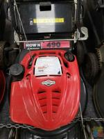*GENOA PAY AVAILABLE* MASPORT MOW AND STOW 190CC LAWNMOWER