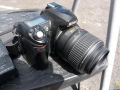 Nikon D50 Camera with Nikon 18/55mm lens