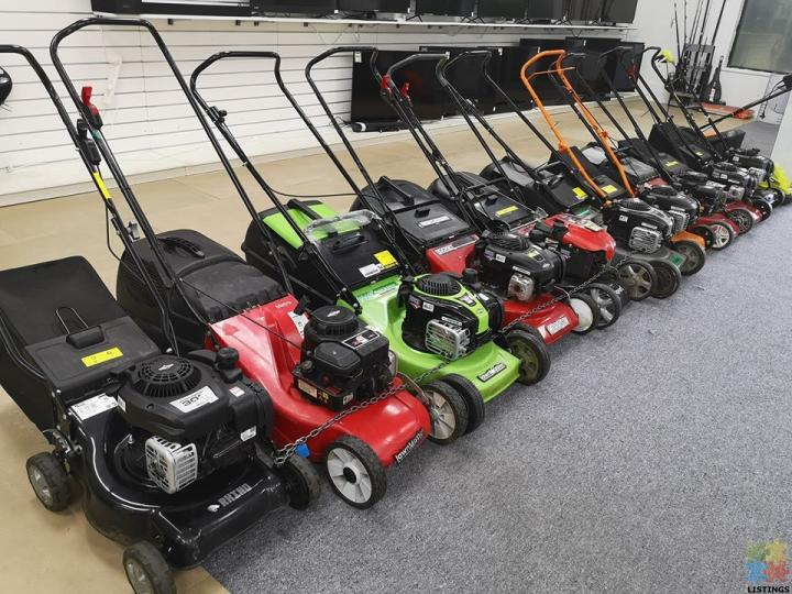 10% OFF ALL LAWNMOWERS! - 1/1