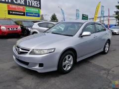 Honda Accord 20A**Alloys/ Steering Controls**2007**Finance available