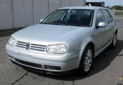 1999 VW GOLF GTI MANUAL
