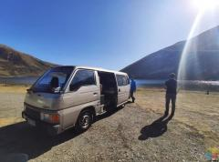 Nissan Homy Self Contained for 3 people!