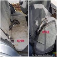 Car shampoo seat + floor + mats / 5 seater vehicle