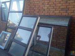 single glaze Windows
