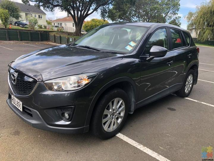MAZDA CX-5-2013-EXCELLENT CONDITION ON SALE-EASY FINANCE AVAILABLE TO ALL - 1/3