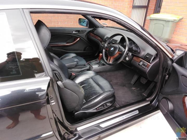 BMW 330ci - 1/3