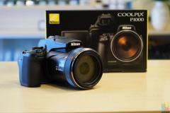 Nikon Coolpix P1000 Digital Camera 125x Optical Zoom