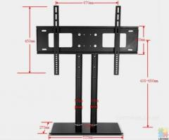 Universal TV Stand for 42'' to 65'' TV, brand new