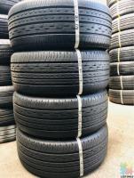 4x Bridgestone 245/40/19 Tyres Only