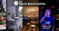 Waihi Beach Hotel is looking for an experienced Bar Manager to join the team.