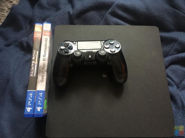 PS4 SLIM 1TB - 1/1