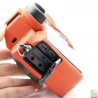 Soft Silicone Camera case for Sony A7 II A7II A7R