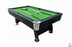 New 7Ft Pool Table With Auto Ball Return