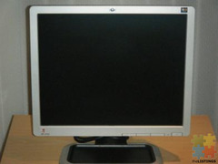 17in Colour LCD HP 1710 pre owned