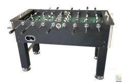 Brand Heavy Duty Foosball Football Soccer Game Table Full Size 140cm with Cup Holders