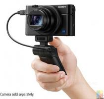 RRP $170. Sony VCT-SGR1 Shooting Grip For Select RX100, RX0, HX, & WX Cameras