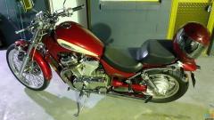 Intruder 800cc