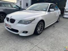 BMW 530i 2007 Lci