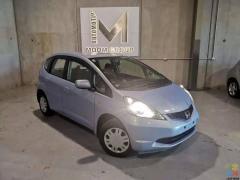 2010 Honda Fit Hatchback Manual New Shape- G-Manual-26000kms---SALE--