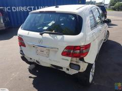 MERCEDES-BENZ B180 2011 W245 Wrecking for Parts