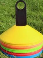 Brand new Training Cone Set with Holder - 50 Discs