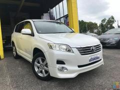 2009 Toyota Vanguard 240S/8Airbag/Cruise/Side/Reverse Camera/FROM $69 PW