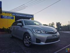 2015 Toyota Corolla Fielder/FROM $67 PW/HYBRID/Reverse Camera/Mags/Blue tooth