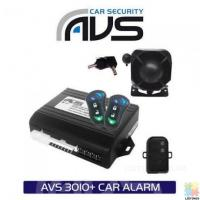 Avs 3010+ Car Alarm with installation