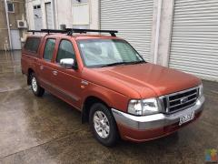 2003 Ford Courier XLX - 2WD