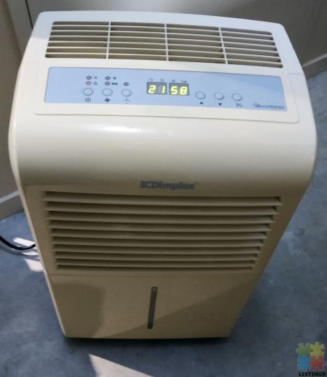 Dimplex Dehumidifier GDH-DEH30E - 1/1