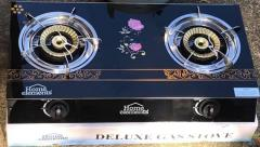 Brand new double Glass burner cooktop