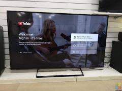 "PANASONIC 65"" SMART TV $899 GENOAPAY AVAILABLE"