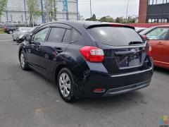 Subaru Impreza 1.6i**Sports,Chain Driven,Rev.Camera**2012**Finance available
