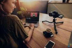 Got experience with video editing and social media?