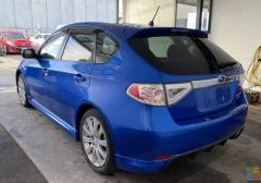 2008 Subaru Impreza S-GT - Finance From 8.9%** - FREE DELIVERY AKL AREA